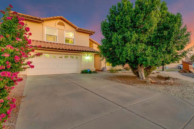 841 N Saint Elena Street, Gilbert, AZ 85234 (MLS #5986764) :: Riddle Realty Group - Keller Williams Arizona Realty
