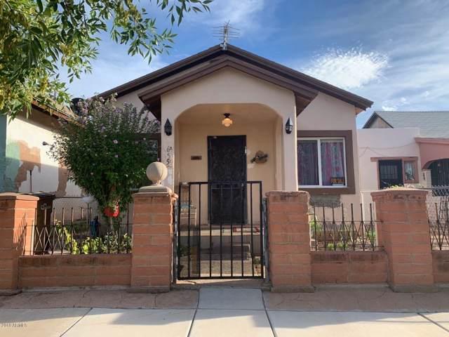 655 E 7TH Street, Douglas, AZ 85607 (MLS #5986772) :: The Daniel Montez Real Estate Group