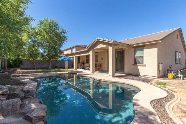 1931 W Sawtooth Way, San Tan Valley, AZ 85142 (MLS #5986773) :: The Bill and Cindy Flowers Team
