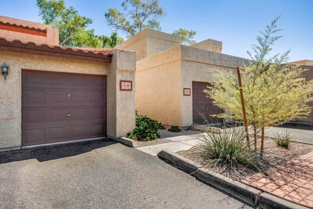 8231 N 21ST Drive E106, Phoenix, AZ 85021 (MLS #5986792) :: Arizona 1 Real Estate Team