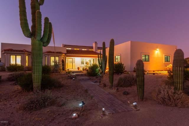 8112 E Via De Luna Drive, Scottsdale, AZ 85255 (MLS #5986916) :: The W Group