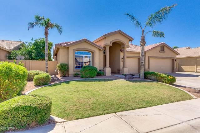 3743 E Loma Vista Street, Gilbert, AZ 85295 (MLS #5986939) :: Devor Real Estate Associates