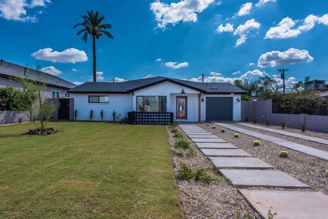 3907 E Cheery Lynn Road, Phoenix, AZ 85018 (MLS #5986960) :: Revelation Real Estate