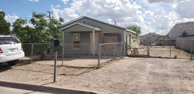 515 W Phoenix Avenue, Eloy, AZ 85131 (MLS #5986962) :: Brett Tanner Home Selling Team