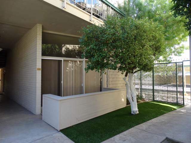 334 W Medlock Drive A104, Phoenix, AZ 85013 (MLS #5986981) :: The W Group