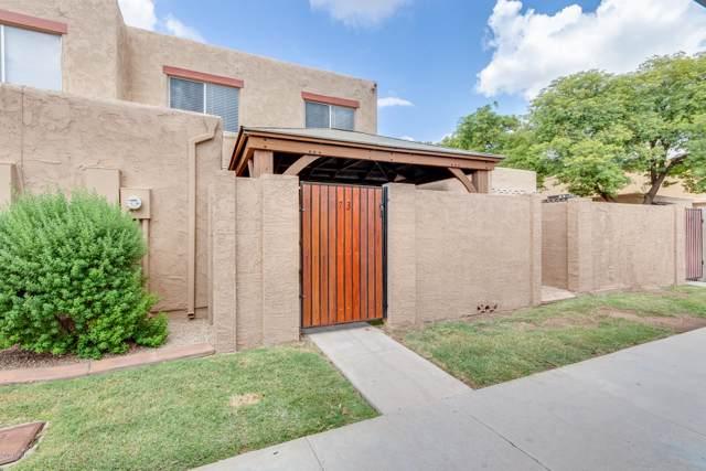 948 S Alma School Road #73, Mesa, AZ 85210 (MLS #5986992) :: Riddle Realty Group - Keller Williams Arizona Realty