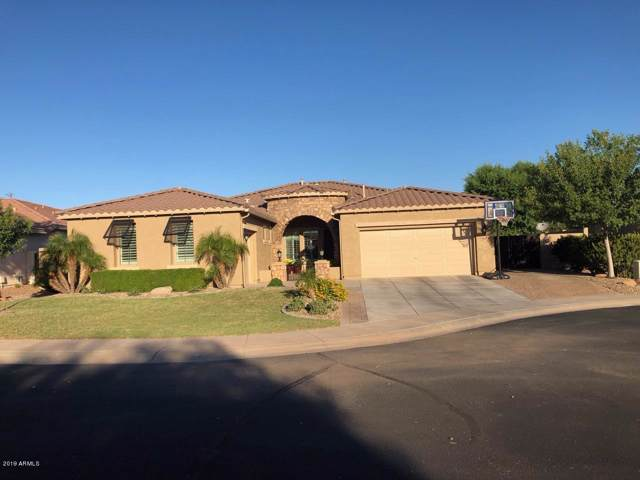 6606 S Fawn Court, Gilbert, AZ 85298 (MLS #5987023) :: The Kenny Klaus Team