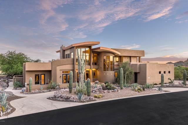 10755 E Walking Stick Way, Gold Canyon, AZ 85118 (MLS #5987164) :: The Kenny Klaus Team