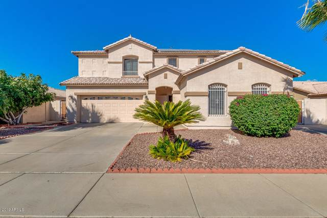 5370 W Kaler Circle, Glendale, AZ 85301 (MLS #5987185) :: Keller Williams Realty Phoenix