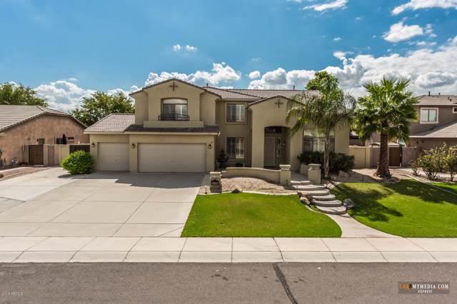 2711 E Oakland Street, Gilbert, AZ 85295 (MLS #5987186) :: Lux Home Group at  Keller Williams Realty Phoenix