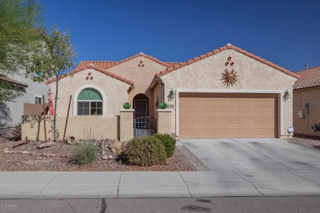3017 N Princeton Drive, Florence, AZ 85132 (MLS #5987192) :: Conway Real Estate