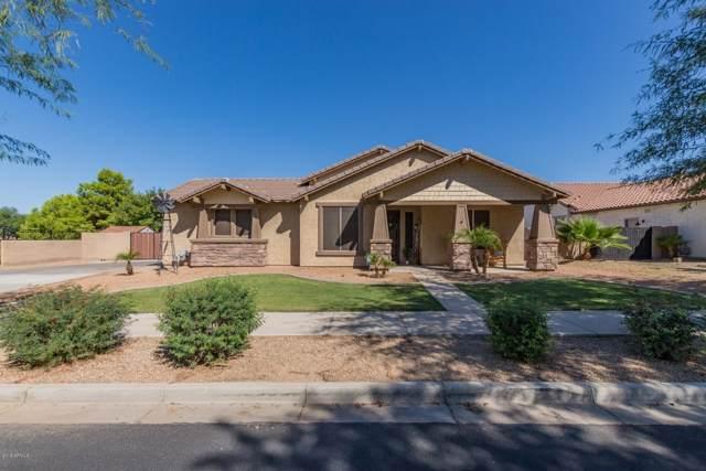 21914 E Domingo Road, Queen Creek, AZ 85142 (MLS #5987230) :: Revelation Real Estate