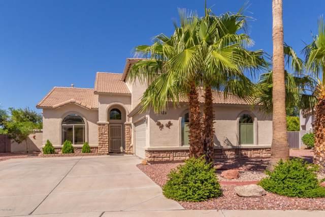 15824 N 156TH Lane, Surprise, AZ 85374 (MLS #5987301) :: Revelation Real Estate