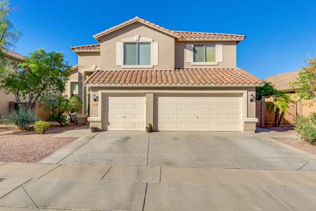 16854 W Weymouth Road, Surprise, AZ 85374 (MLS #5987321) :: The Kenny Klaus Team