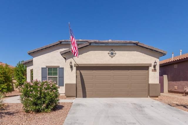 10798 W Saddlehorn Road, Peoria, AZ 85383 (MLS #5987408) :: Occasio Realty
