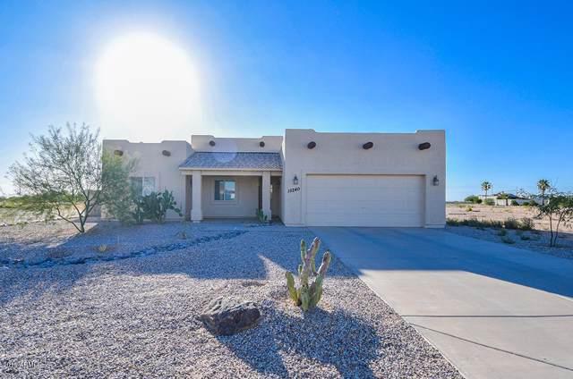 15240 S Diablo Road, Arizona City, AZ 85123 (MLS #5987423) :: Brett Tanner Home Selling Team