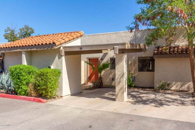 2409 W Campbell Avenue #19, Phoenix, AZ 85015 (MLS #5987519) :: Occasio Realty