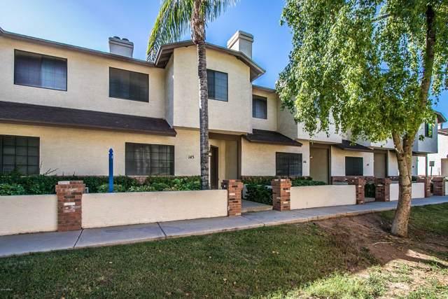 170 E Guadalupe Road #145, Gilbert, AZ 85234 (MLS #5987553) :: Riddle Realty Group - Keller Williams Arizona Realty