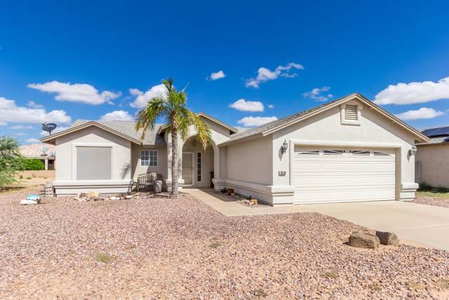 10510 W Arivaca Drive, Arizona City, AZ 85123 (MLS #5987605) :: Yost Realty Group at RE/MAX Casa Grande
