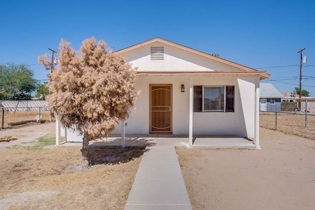 514 W 12TH Street, Casa Grande, AZ 85122 (MLS #5987631) :: Yost Realty Group at RE/MAX Casa Grande