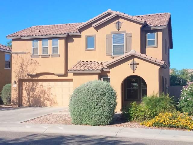 4918 N 108TH Avenue, Phoenix, AZ 85037 (MLS #5987782) :: The Kenny Klaus Team