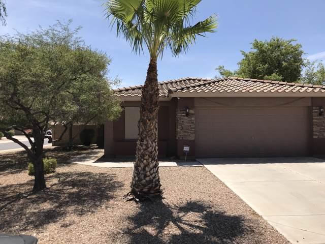 42257 W Bunker Drive, Maricopa, AZ 85138 (MLS #5987835) :: The Daniel Montez Real Estate Group