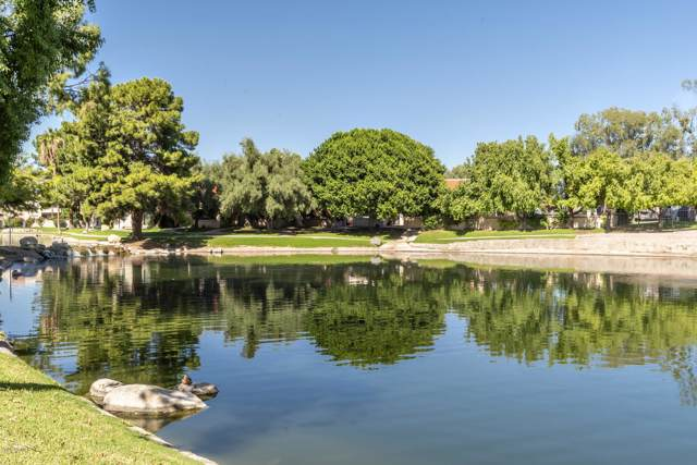 11042 N 28TH Drive #136, Phoenix, AZ 85029 (MLS #5987924) :: The W Group