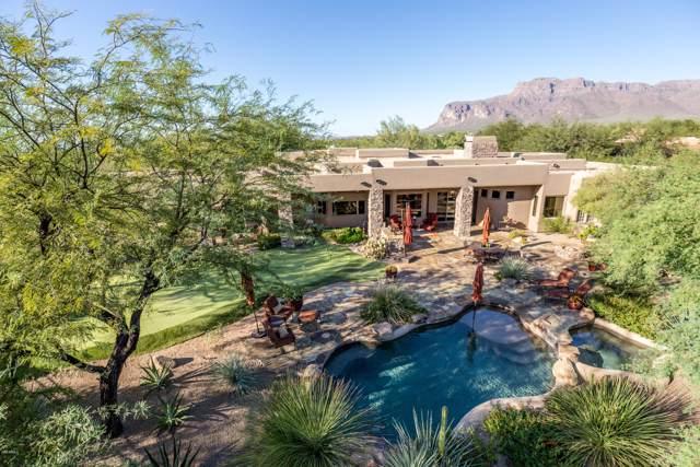 6191 E Flat Iron Loop, Gold Canyon, AZ 85118 (MLS #5987943) :: The Kenny Klaus Team