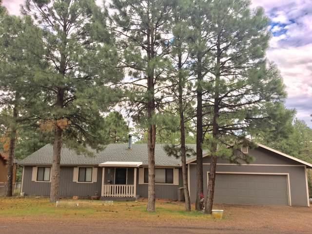3307 Pine Cone Drive, Overgaard, AZ 85933 (MLS #5987970) :: Lux Home Group at  Keller Williams Realty Phoenix