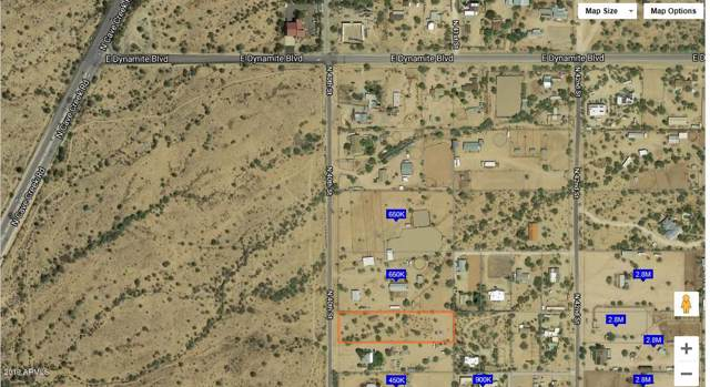 27625 N 40TH Street, Cave Creek, AZ 85331 (MLS #5988084) :: The Laughton Team