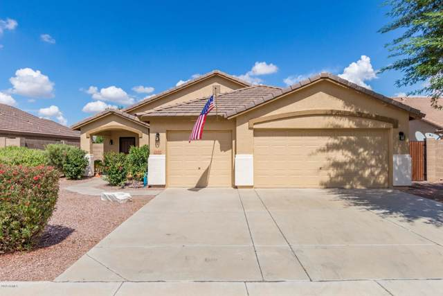 2100 W Gila Butte Drive, Queen Creek, AZ 85142 (MLS #5988159) :: The Laughton Team