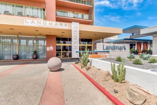 4750 N Central Avenue N1, Phoenix, AZ 85012 (MLS #5988186) :: Yost Realty Group at RE/MAX Casa Grande