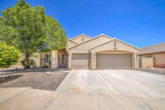 14364 W Amelia Avenue, Goodyear, AZ 85395 (MLS #5988213) :: Brett Tanner Home Selling Team