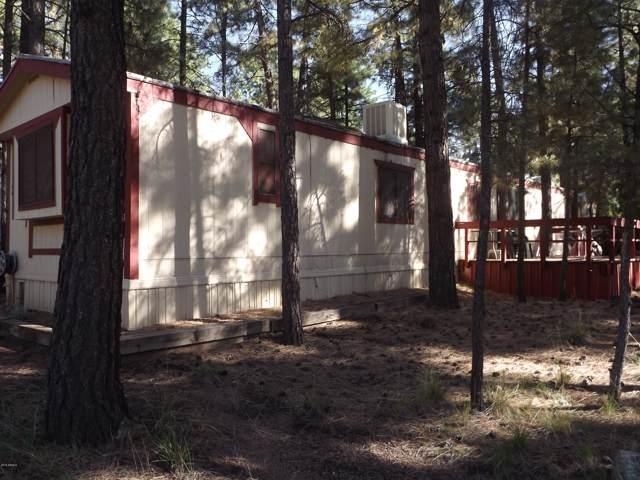 2177 N Woods Drive, Overgaard, AZ 85933 (MLS #5988237) :: Lux Home Group at  Keller Williams Realty Phoenix