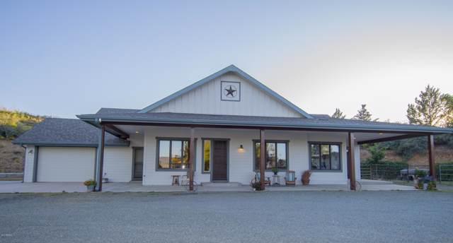 12295 E Century Lane, Dewey, AZ 86327 (MLS #5988239) :: Devor Real Estate Associates