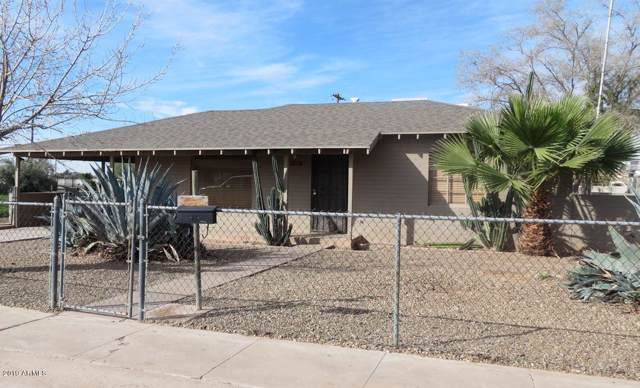 1102 N Ocotillo Street, Eloy, AZ 85131 (MLS #5988369) :: Brett Tanner Home Selling Team