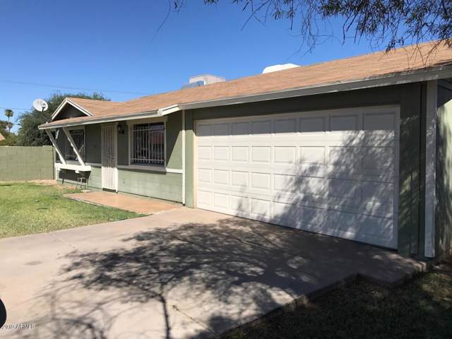 2847 N 71ST Avenue, Phoenix, AZ 85035 (MLS #5988389) :: The Kenny Klaus Team