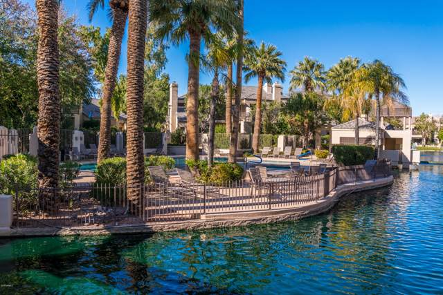 7272 E Gainey Ranch Road #102, Scottsdale, AZ 85258 (MLS #5988393) :: Occasio Realty