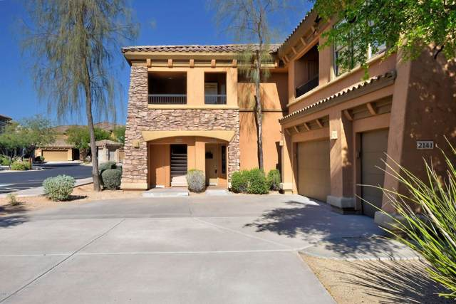19700 N 76TH Street #1140, Scottsdale, AZ 85255 (MLS #5988452) :: The Results Group