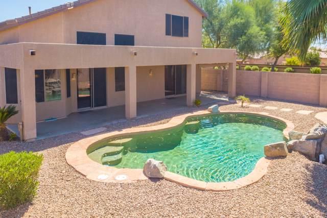 6160 S Kimberlee Way, Chandler, AZ 85249 (MLS #5988493) :: CANAM Realty Group