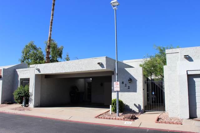 822 E Fern Drive S, Phoenix, AZ 85014 (MLS #5988501) :: The W Group