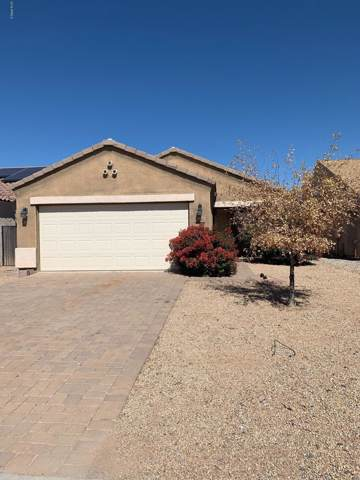 156 E Taylor Avenue, Coolidge, AZ 85128 (MLS #5988537) :: The Daniel Montez Real Estate Group