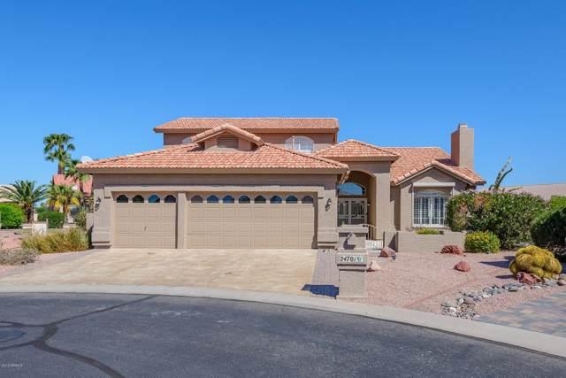 24701 S Saddletree Drive, Chandler, AZ 85248 (MLS #5988678) :: Keller Williams Realty Phoenix