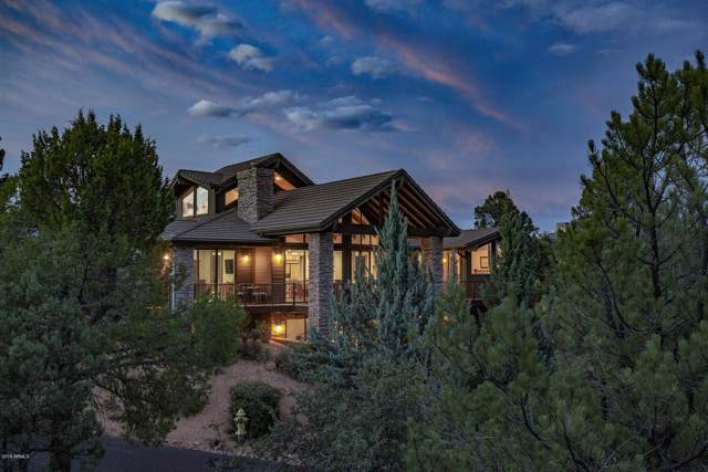 2908 E Rim Club Drive, Payson, AZ 85541 (MLS #5988757) :: The Results Group