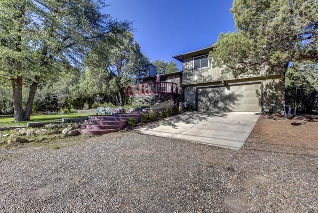 2438 N Ewin Drive, Prescott, AZ 86305 (MLS #5988886) :: The W Group
