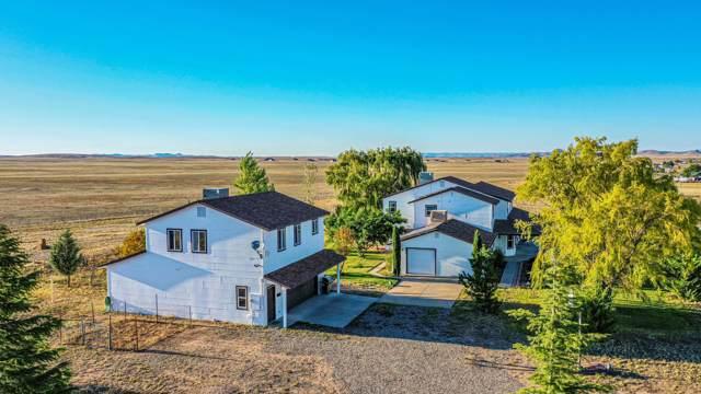7040 E Whisper Ranch Road, Prescott Valley, AZ 86315 (MLS #5988894) :: Revelation Real Estate