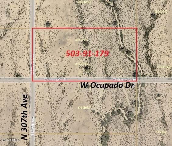 326xx N 307th Avenue, Wittmann, AZ 85361 (MLS #5988906) :: Brett Tanner Home Selling Team