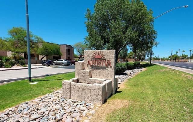 1340 N Recker Road #310, Mesa, AZ 85205 (MLS #5988939) :: Devor Real Estate Associates