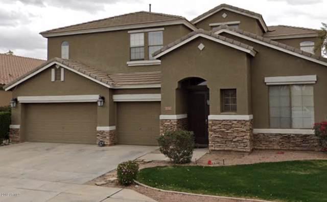 2735 S Sorrelle Street, Mesa, AZ 85209 (MLS #5988973) :: The Kenny Klaus Team
