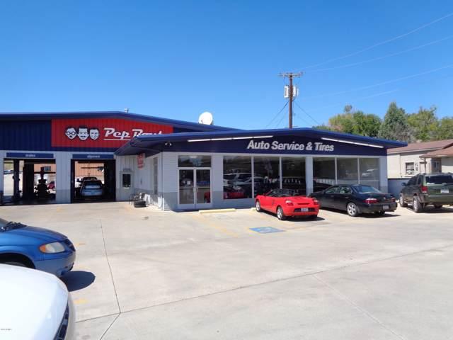 1050&1052 Willow Creek Road, Prescott, AZ 86301 (MLS #5989032) :: The W Group